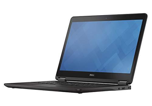 Dell Latitude E7450 14 Zoll 1920x1080 Full HD Intel Core i7 256GB SSD Festplatte 8GB Speicher Windows 10 Pro MAR UMTS LTE Tastaturbeleuchtung Notebook Laptop (Zertifiziert und Generalüberholt)