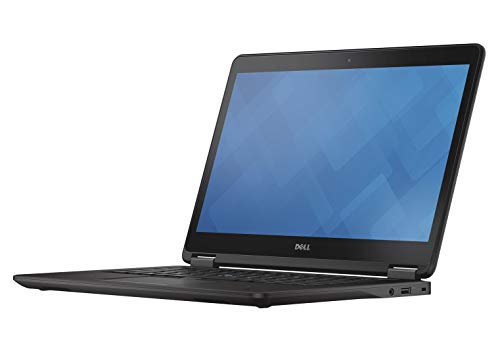 Dell Latitude E7450 14 Zoll 1920x1080 Full HD Intel Core i7 256GB SSD Festplatte 8GB Speicher Windows 10 Pro MAR UMTS LTE Tastaturbeleuchtung Notebook Laptop (Zertifiziert und Generalüberholt)