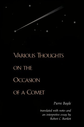 Various Thoughts on the Occasion of a Comet