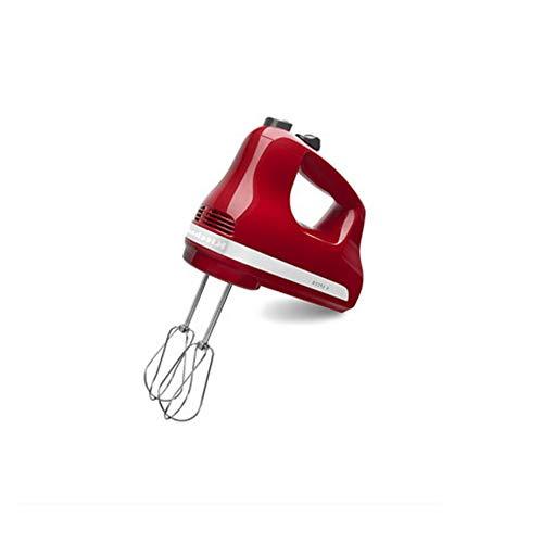 ECSWP Espumador de Leche eléctrico automático Espuma de Huevo Cafetera Batidor de Chocolate portátil Herramientas de Cocina (Color : A)