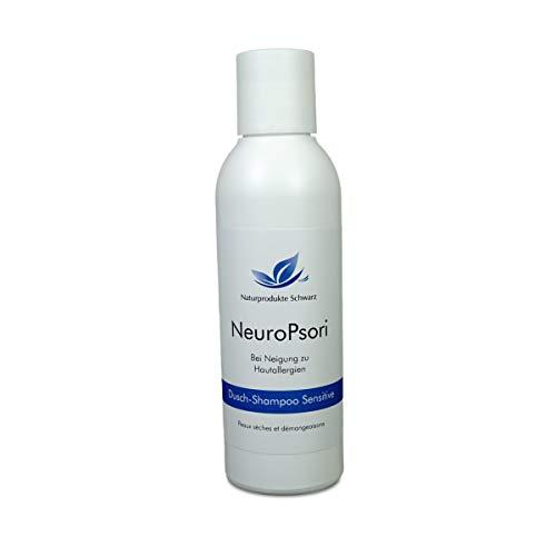 Naturprodukte Schwarz – NeuroPsori Dusch Shampoo Sensitive, 150ml