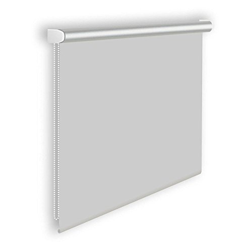 Rollo Blackout grau 50x220