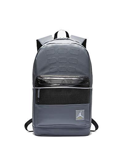 Nike Air Jordan Retro 4 Backpack (One Size, Carbon Heather)