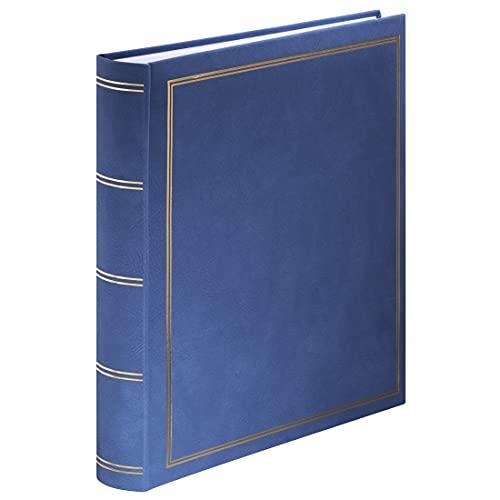 Hama Álbum de Fotos, Piel sintética, Azul, Extra groß