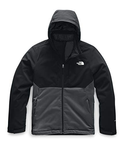 The North Face Men's Apex Elevation Jacket, TNF Black/Asphalt Grey, M