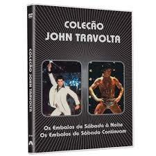 Coleção John Travolta Os Embalos de Sábado à Noite e Os Embalos Continuam