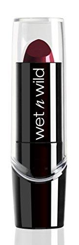 Wet n Wild – Silk Finish Lipstick- Pflegender Lippenstift mit Aloe Vera und Vitamine A und E, Blind Date, 1 Stk. 3,6g