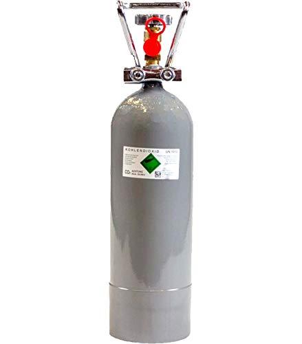 STATTRAND CO2 Mehrweg-Vorratsflasche 3000g sehr kompakt