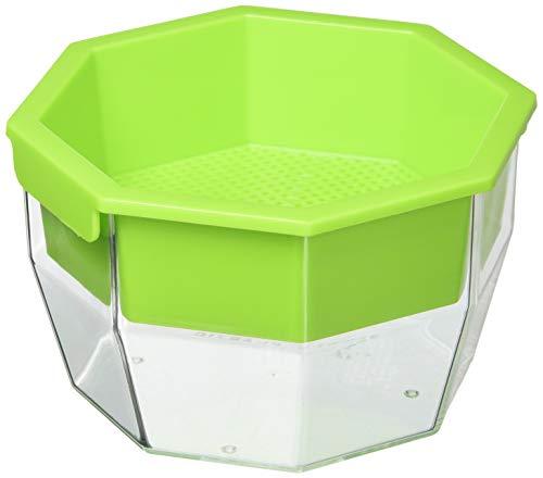 大和プラスチックキッチンファーム1200.45Lグリーン