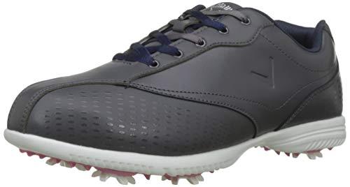 Callaway Women's Golf Shoes 40.5 EU, womens, 38W44807590017, Grey (Dark Grey), 40.5 EU