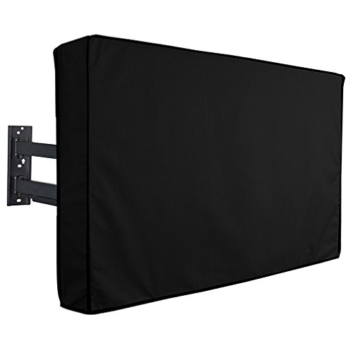 "Stanbroil Outdoor TV Cover Series, Weatherproof Universal Protector for 40"" - 42"" LCD, LED, Plasma Television Screens - Compatible with Standard Mounts & Stands. Built in Remote"