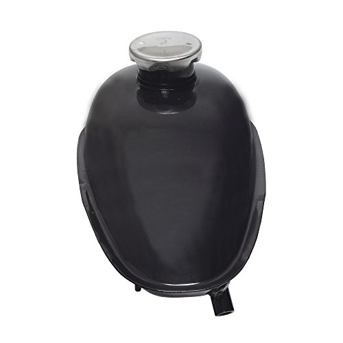 AlveyTech 3-Liter Fuel Tank for 48cc - 80cc 2-Stroke Bicycle Engine Kits
