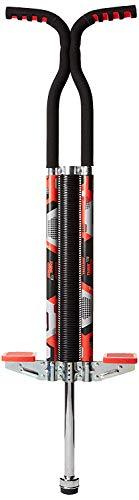 Think Gizmos Bastone Pogo Stick – Bastone Pogo King Super Divertente (Ideale a Partire dai 9 Anni & con Un Peso Fino ai 72 kg) – Struttura Robusta di qualità (Rosso)