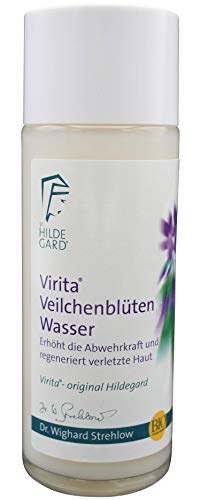 Virita ® Veilchenblüten Wasser 125 ml.