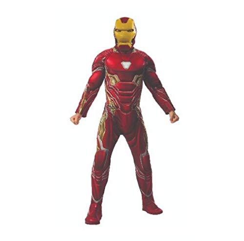 Marvel - Disfraz de Iron Man para hombre (Infinity Wars), Talla XL adulto (Rubie's 820996-XL)