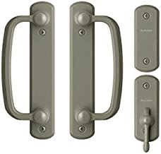 Andersen® Albany 4-Panel Gliding Door Hardware Set in Stone