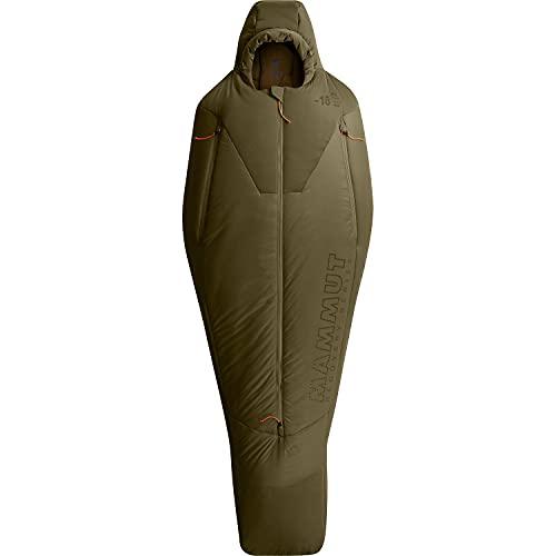 Mammut Sacco a Pelo Protect Fiber -18C, Olive, S