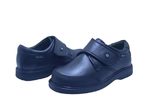 Gorila 31401 Zapato Colegio Unisex Negro 27 EU