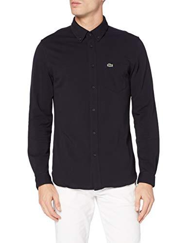 Lacoste Herren CH2947 Klassisches Hemd, Freundinnen, XL