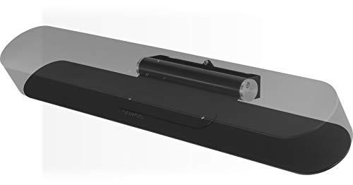 Flexson FLXBWM1021 wandhouder voor Sonos Beam, verstelbaar, zwart