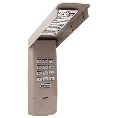 877MAX Liftmaster Keyless Entry Keypad 377LM 977LM Sears Compatible...