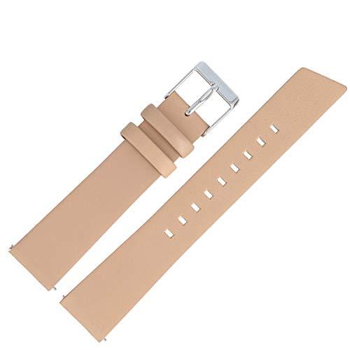 Liebeskind Berlin Uhrenarmband 18mm Leder Braun - Uhrband 130