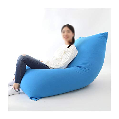 SD Pouf Poire/Bean Bag Chaise/Grande Fauteuil/avec Mousse Ultra Confortable/Salon/pour Enfants Et Adultes/120 * 65 cm