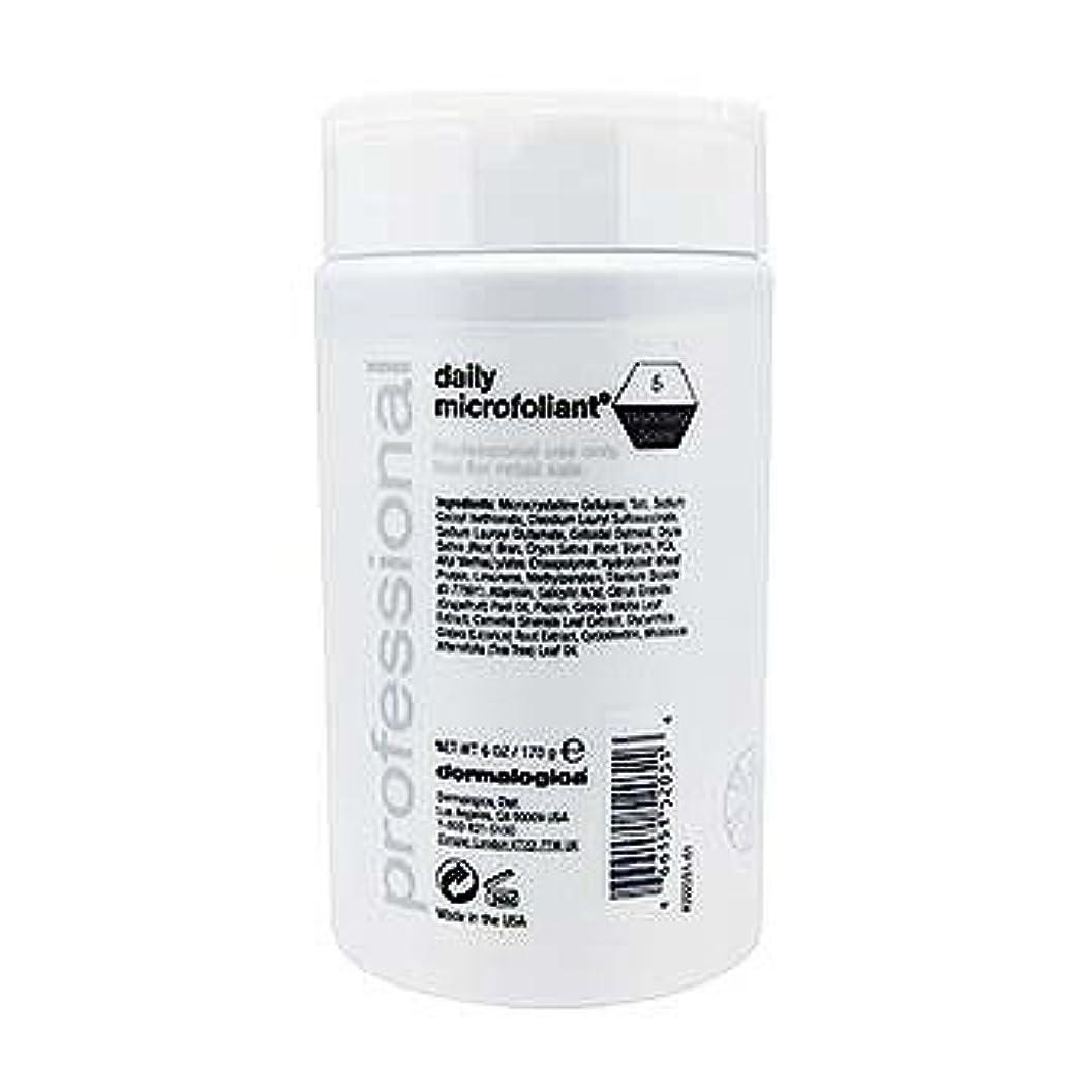 キャンドルゴミ箱を空にする窒息させるダーマロジカ デイリー マイクロフォリエント 6oz/180ml [並行輸入品]