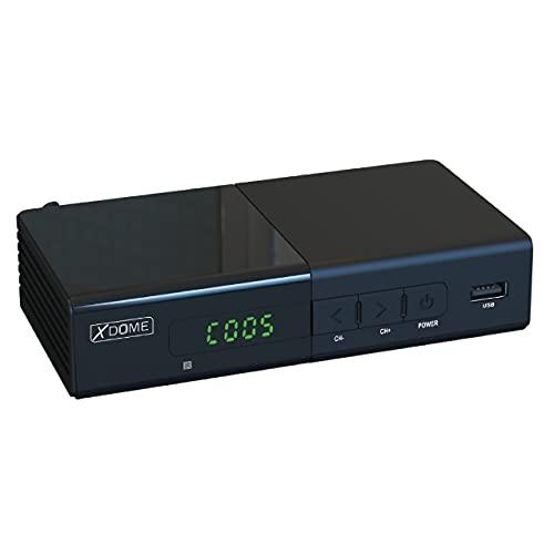 XD-350D Decoder Digitale Terrestre DVB-T2 HEVC Full HD 1080P H.265