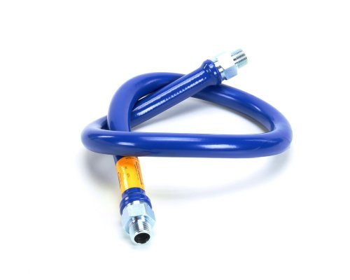 Dormont 1675BP48 Gas Only Hose, 3/4' Diameter x 48' Length