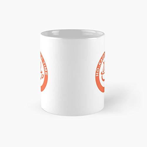K-on - HÅkago Tea Time Alt Logo taza clásica   Mejor regalo divertido tazas de café 12 oz