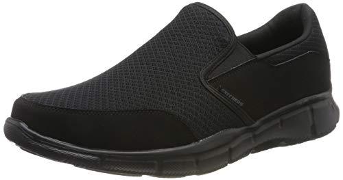 Skechers Equalizer-Persistent, Zapatillas sin Cordones para Hombre, Ne