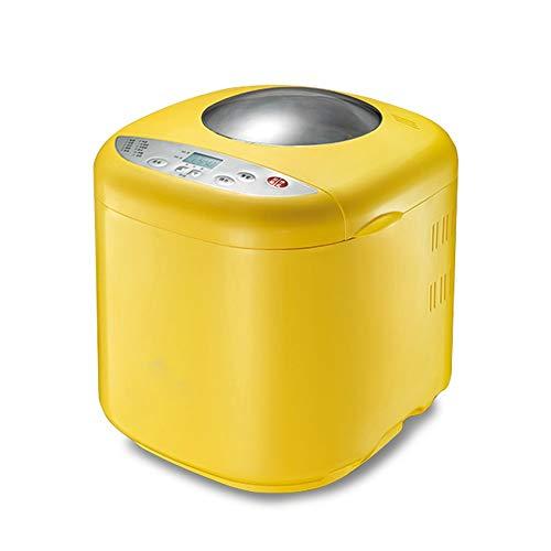 WMKEDB Breadmaker, Macchina del Pane, Pane Multifunzionale Automatico, con Display a LED, Funzione di Memoria di Stare al Caldo, Automatiche ad Uso Domestico Intelligente, Macchina di Cottura,Automat