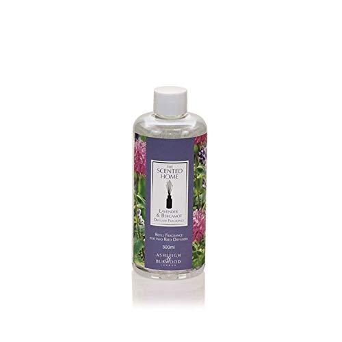 Ashleigh & Burwood Lavanda y Bergamota 300 ml difusor de repuesto – The scented Home