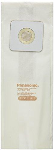 Package of 12 Panasonic Type U-3 Bags #MC-115PT
