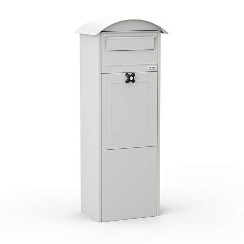 Flexbox Paketbriefkasten Lovisa 9901 Weiß