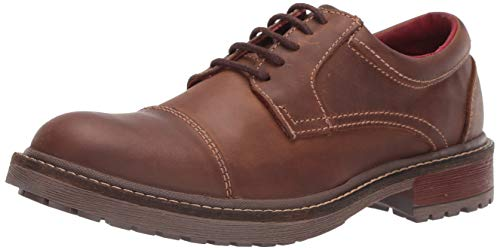 GBX Men's Parker Oxford, tan, 11.5 M US