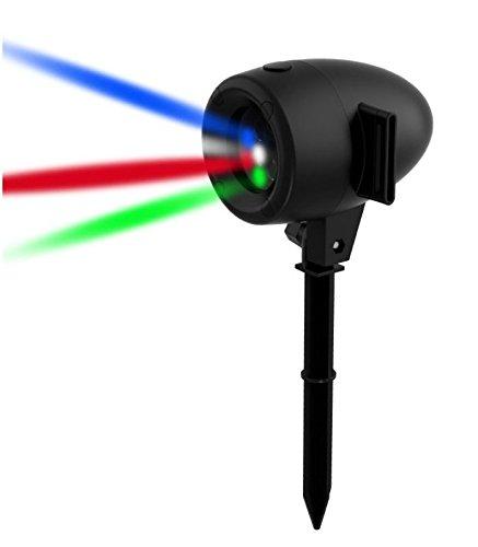 Startistic LED Vidéoprojecteur, Plastique, noir, 33x20x13, Integrated 1.5 watts