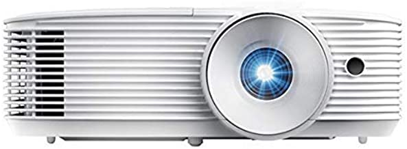 Optoma X343 XGA DLP Professional Projector | Bright 3600 Lumens | Business Presentations, Classrooms, or Home | 15,000 Hour Lamp Life | Speaker Built in | Portable Size (Renewed)