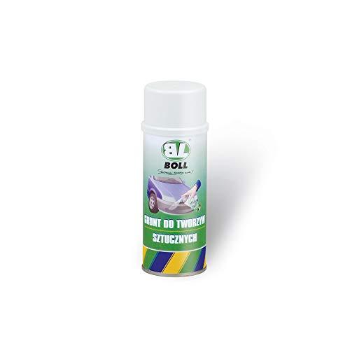 Boll 400ml kunststof primer grondverf kleurloos 1K spray 0010122