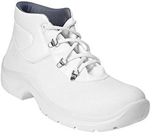 AWC ECO COFFRE-FORT  S2 SRC  chaussures de sécurité   bottes avec embout en acier - blanc, 35 EU