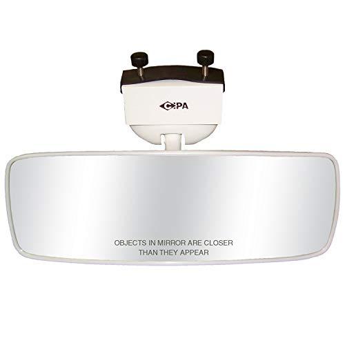 CIPA 11081 Comp II 4' x 11' Marine Mirror (White)