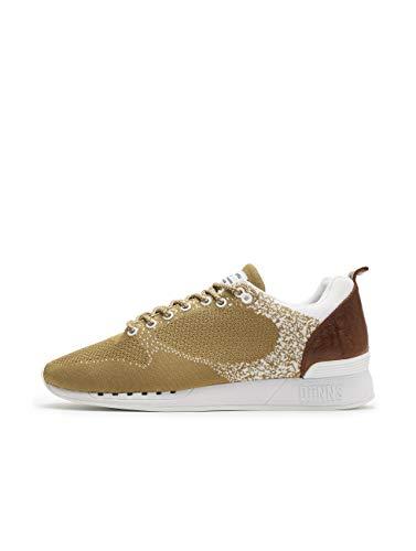 Djinns - EasyRun Gator Knit (Sand/White) - Sneaker, EU 40