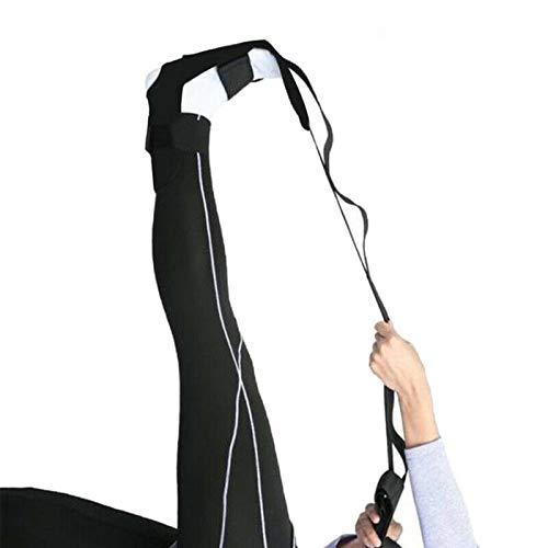 Ligament Stretching Belt,Yoga Stretching Strap Rehabilitation Training Belt For Ballet Cheer Dance Gymnastics Trainer Yoga Leg Stretch Belt (1pc)