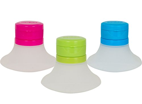 Dressing Container, 3 PACK