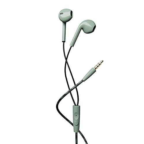 boAt Bassheads 105 in-Ear Wired Headset(Iguana)
