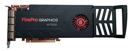 AMD 100-505634 FirePro W7000 4GB GDDR5 Grafikkarte - Grafikkarten (FirePro W7000, 4 GB, GDDR5, 256 Bit, 4096 x 2160 Pixel, PCI Express x16)