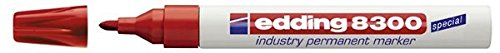 Industriemarker special rot EDDING 8300-002 1,5-3mm