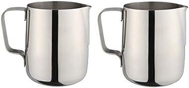 Dynore Set of 2 Milk jug