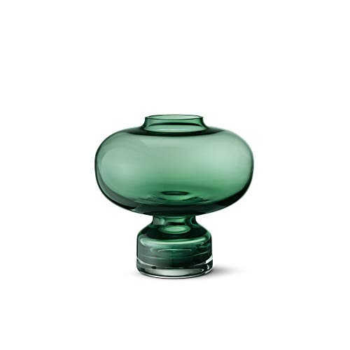 Georg Jensen Alfredo Vase Hauteur 20 cm